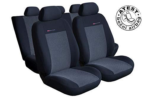 Citroen Berlingo/Peugeot Partner 96 op maat gemaakte stoelhoezen stoelbekleding stoelhoezen stoelbeschermers