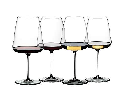 RIEDEL - Weingläser-Verkostungsset - Winewings - Kristallglas - 4er Set