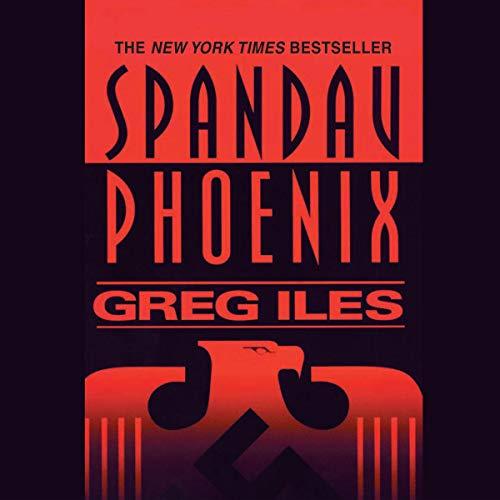 Spandau Phoenix audiobook cover art