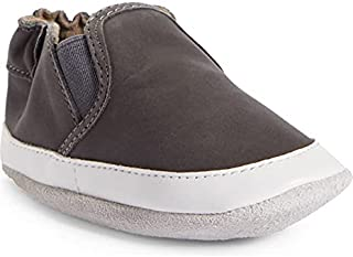 Robeez Baby Boy Shoes, Soft Sole Baby Shoes for Boys Infant, 0-24 Months