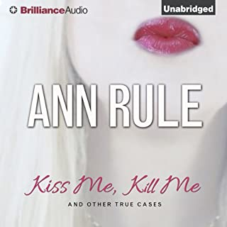 Kiss Me, Kill Me and Other True Cases cover art