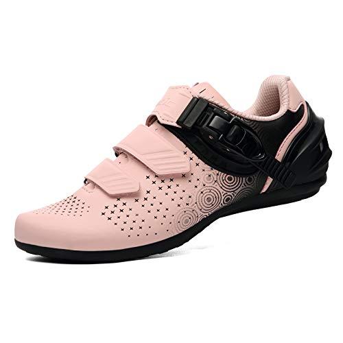 Santic Womens Cycling Shoes Road Bike Shoes Indoor Cycling Shoes Road Cycling Shoes