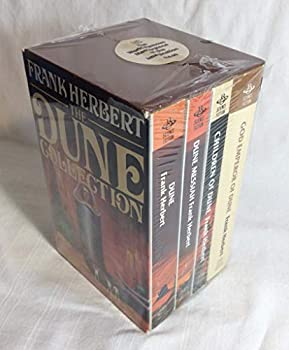 Dune Series: Vol. 1-4 - Book  of the Dune
