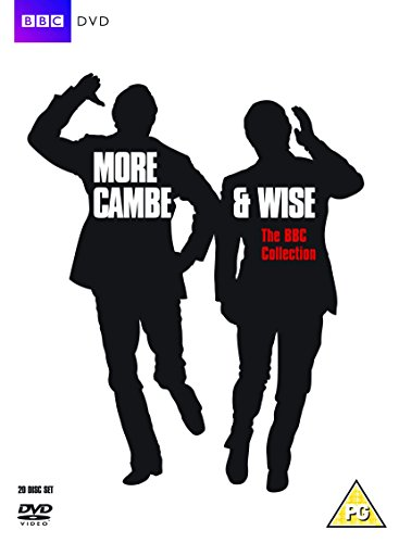 Morecambe & Wise - Complete BBC Collection [DVD] [1968]