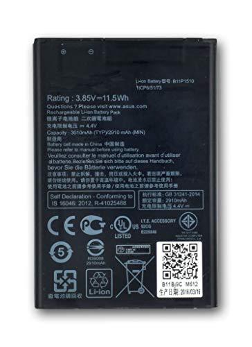 "Batteria compatibile con ASUS Zenfone Go 4G (5,5"") ZB551KL / ASUS Zenfone Go TV   B11P1510"