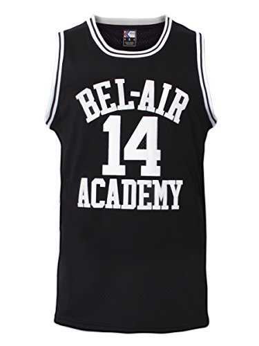 MOLPE #14 Black Basketball Jersey (S)