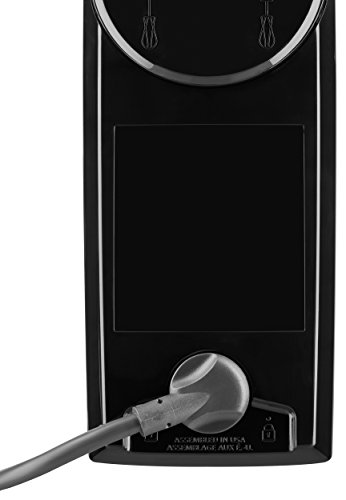 KitchenAid KHM512BM 5-Speed Ultra Power Hand Mixer, Matte Black