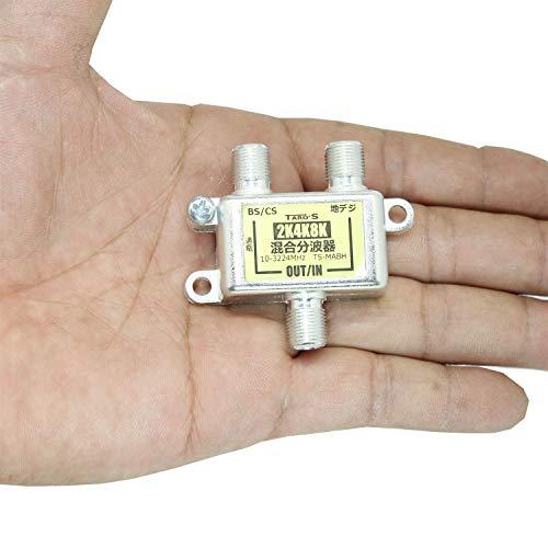 TARO'S『アンテナ混合・分波器TS-MABH』