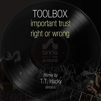 Important Trust EP