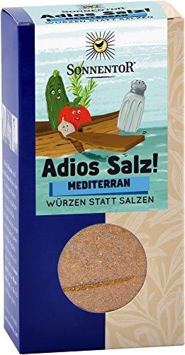 Sonnentor Bio Adios Salz Gemüsemischung mediterran bio (2 x 55 gr)