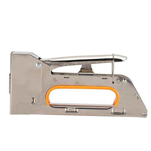 Grapadora manual de pistola de clavos clavadora manual para alfombras para vendaje