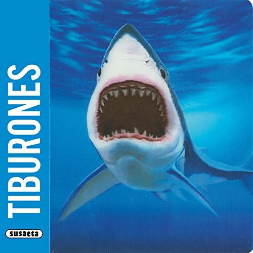 Tiburones (Libro lenticular)