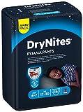 Huggies DryNites hochabsorbierende Pyjama-/ Unterhosen, Bettnässen Jungen Jumbo Monatspackung, 4-7 Jahre (64 Stück) - 2