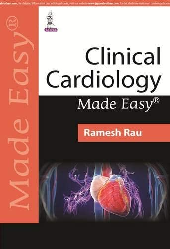 Clinical Cardiology Made Easy product image