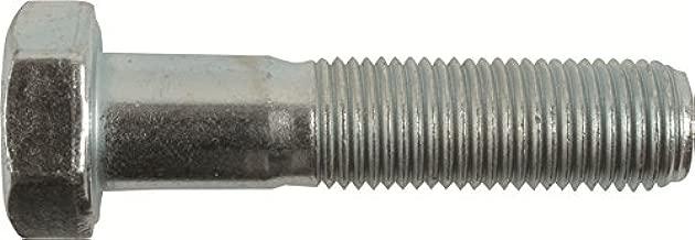 Newport Fasteners M14 x 100mm Hex Cap Screw Metric Class 8.8 Zinc Plated Steel (Quantity: 25 pcs) M14-1.5 x 100mm Hex Bolt/Fine Thread/Partially Threaded 34mm inches of Thread/DIN 960