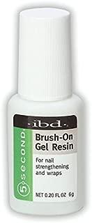 IBD Ibd 5 Second Brush-on Gel Resin - Net Wt. 0.20 oz.