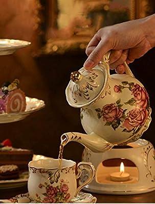 SANABRIA Ivory Ceramic Coffee Pot Practical Coffee Tools Accessories Italian Ceramic Pot Elegant Tea Kettle Porcelain Drinkware