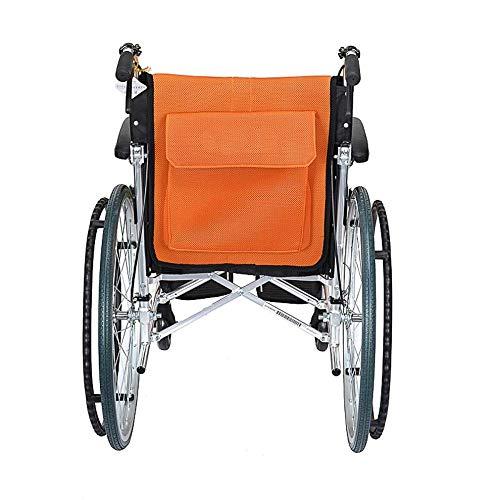 Rolstoel Titanium Frame Ultra lichtgewicht opvouwbare rolstoel (kleur: A) B