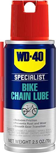 WD-40 Specialist Bike Chain Lube, 2.5 OZ
