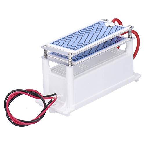 Placa cerámica placa ozonizador ozonizador generador de cerámica para gabinetes de zapatos electrónicos para secadores (AC220V)