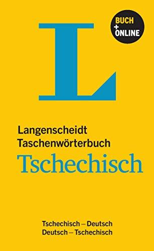 Langenscheidt Taschenwörterbuch Tschechisch - Buch mit Online-Anbindung: Tschechisch-Deutsch/Deutsch-Tschechisch (Langenscheidt Taschenwörterbücher)