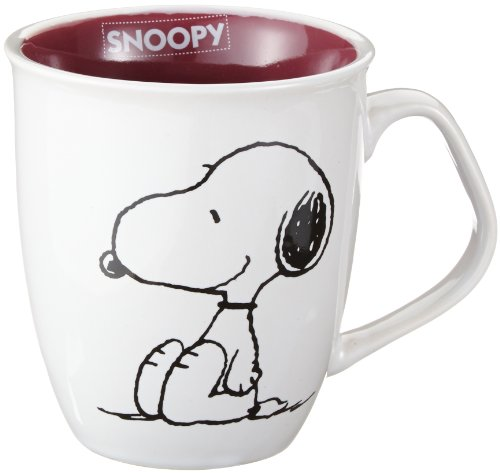 United Labels 0199428 - Peanuts Tasse 350 ml
