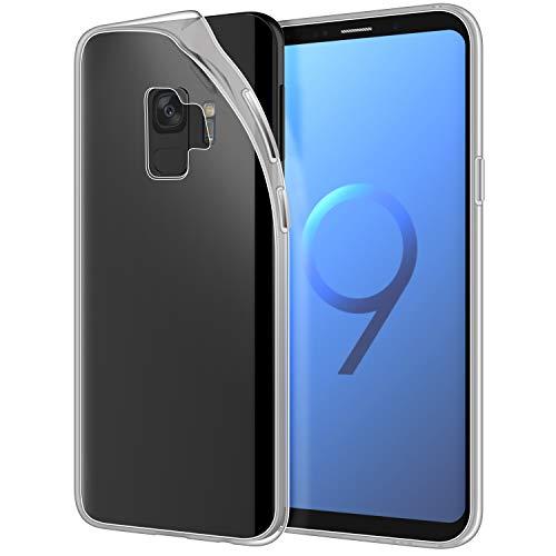 Preisvergleich Produktbild JETech Hülle für Samsung Galaxy S9,  Prämie TPU-Material,  Stoßfest,  HD Klar