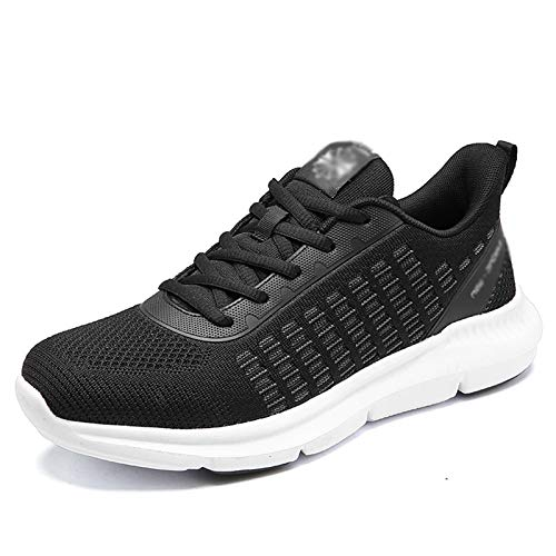 LJFZMD Deporte Sneakers, Zapatillas Running Calzado Deportivo Transpirable Para Hombres Y Mujeres Zapatillas Deportivas Para Caminar Zapatillas Deportivas Casuales,E,EU39