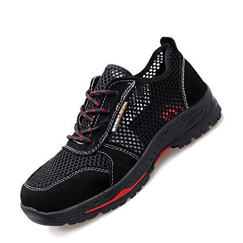 De enige goede kwaliteit Meerdere Scenarios mannen en vrouwen schoenen, anti-smashing schoenen, veiligheid werkschoenen, stalen tenen, Kevlar tussenzool, beschermende schoenen, ademende bescherming voet