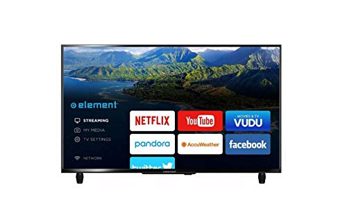 Element 40' Class FHD (1080P) Smart LED TV (ELST4017) (Renewed)