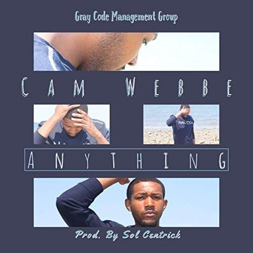 Cam Webbe