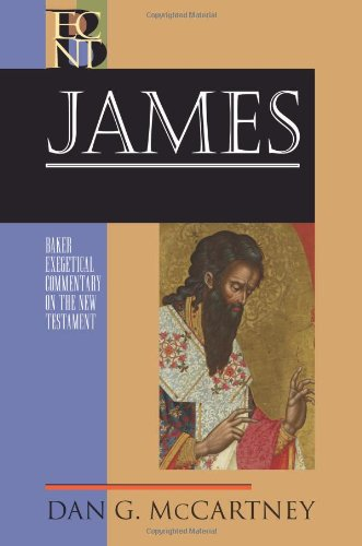 Image of James (Baker Exegetical Commentary on the New Testament)