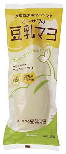 オーサワの豆乳マヨ300g