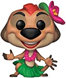 Figura - Funko Pop - Disney - El Rey León - Luau Timon-Talla única...