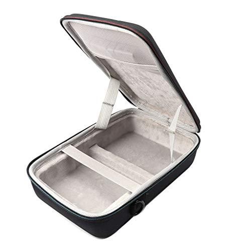 HSKB Kameratasche Handtasche, Portable Handheld Hard Bag Wasserdichter Outdoor Carry on Storage Bag für Fujifilm Instax Square SQ6 Kamera