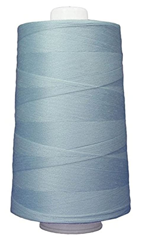 Superior Threads 13402-3087 Omni Blue Ice 40W Polyester Thread, 6000 yd