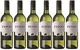 Fuego Verdejo Blanc Spanien Weißwein (6 x 0.75 l)
