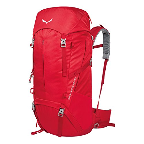 Salewa Cammino 60 Bp Rucksack, Pompei Red, One Size