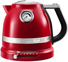 KitchenAid Artisan 1.5L 2400W Kettle-Empire Red (Model:5KEK1522BER)