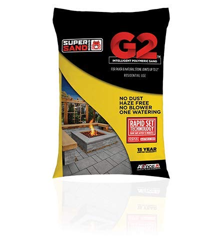 Alliance Gator G2 Intelligent Polymeric Super Sand - (Slate Gray) 50 Lb Bag