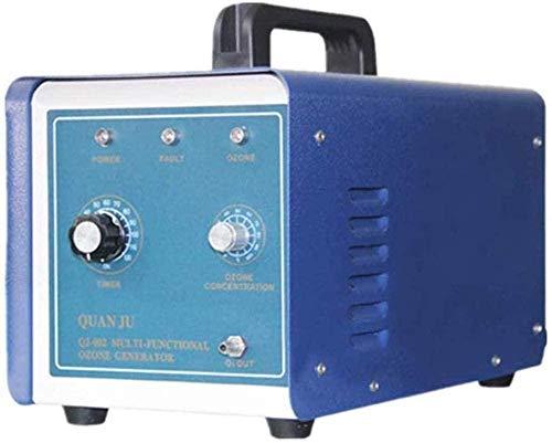 Generador de ozono 6000 mg desinfectante dispositivo de ozono con temporizador generador de ozono purificador de aire esterilizador de ozono