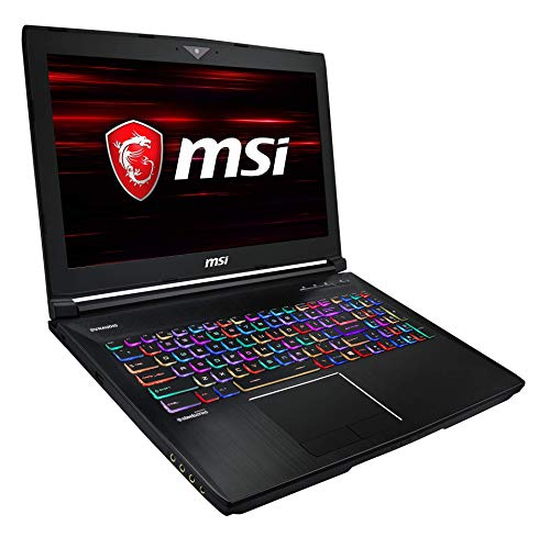 MSI GT63 9SG-043 Titan (39,6 cm/15,6 Zoll/4K UHD) Gaming-Notebook (Intel Core i9-9980HK, 32GB RAM, 512GB PCIe SSD + 1TB HDD, Nvidia GeForce RTX2080 8GB, Windows 10 Pro)