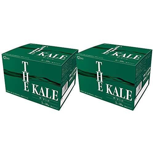 キューサイ青汁 ザ・ケール 7g×30袋 分包タイプ 2箱まとめ買い