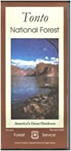 Tonto National Forest Map - Paper