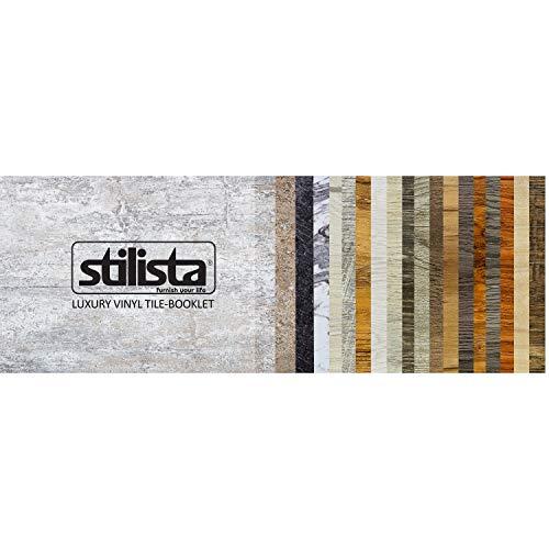 STILISTA® Vinyl Laminat Farbkatalog Steindekore