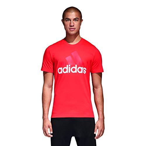 adidas Ess Linear T-Shirt, Uomo, Hirere, XL