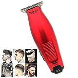 Professional Hair Clipper Schnurlos 0 mm Kahlköpfig Haar Barttrimmer Präzision Modellieren DIY...