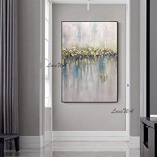 Living Equipment Hand Painted Oil Painting On Canvas,Handpainted Palette Thick Knife Abstract Acrylic Oil Paintings On Canvas Modern Animal Wall Decorative Picture Art For Living Room Entrance Corr
