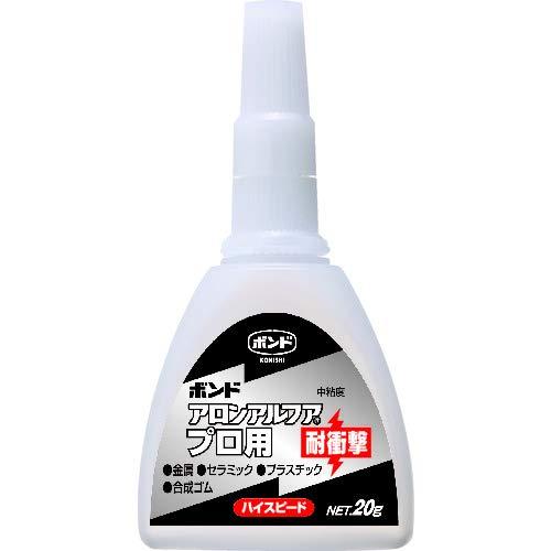 コニシ『アロンアルフアプロ用耐衝撃』