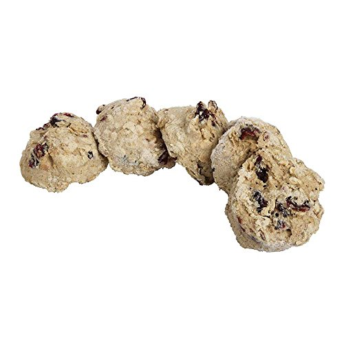 Otis Spunkmeyer Sweet Discovery Cranberry Oatmeal Cookies Dough, 1.33 Ounce -- 240 per case.